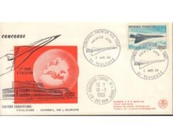 Ref. 595170 * MNH * - FRANCE. 1969. AIRPLANE . AVION - Storia Postale