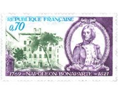 Ref. 122164 * MNH * - FRANCE. 1969. BICENTENARY OF THE BIRTH OF NAPOLEON I . BICENTENARIO DEL NACIMIENTO DE NAPOLEON I - Sin Clasificación