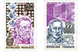 Ref. 122657 * MNH * - FRANCE. 1973. FAMOUS PEOPLE . PERSONAJES CELEBRES - Nuevos