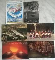 6 CARTOLINE SOGGETTI VARI    (593) - Cartoline