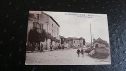 ST-GENGOUX De SCISSE - Route De La Gare Et De La Cave Coopérative - France