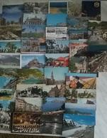 40 CARTOLINE MONDO   (588) - Cartoline