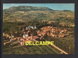 DD / 63 PUY-DE-DÔME / SAINT-CIRGUES-SUR-COUZE / VUE GENERALE AÉRIENNE ET LE CHÂTEAU CENTRE DE VACANCES CICV - France