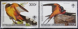 REP.CENTRAFRICAINE                    P.A 322/323                            NEUF** - Centrafricaine (République)