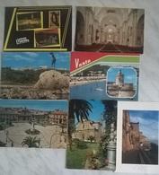 7 CARTOLINE VASTO (573) - Cartoline