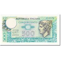 Billet, Italie, 500 Lire, 1976, 1976-12-20, KM:95, SUP - [ 2] 1946-… : Repubblica