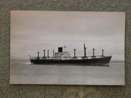 GLEN LINE GLENOGLE CARD 2 - Cargos