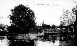 CHABLIS L'EPERON DE LA POTERNE      REF 60474 - Chablis