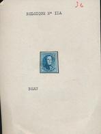 BELGIUM 1858 ISSUE COB 11A USED - 1858-1862 Medaillen (9/12)
