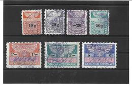 1660t: Lot Stempelmarken Um 1946, Verwendet Beim BG Baden, Österreich - Sammlungen