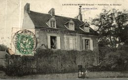 LAVAVEIX LES MINES HABITATION DU DOCTEUR - Francia