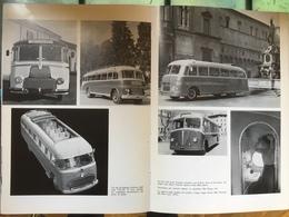 Autobus D' Epoca Menarini Cinquantenario 1920/1970 - Pubblicitari