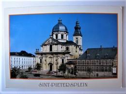 BELGIË - OOST-VLAANDEREN - GENT - Sint-Pietersplein - Gent