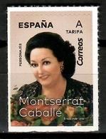 Spain 2019 España / Music Opera Singer Montserrat Caballé MNH Música Musik / Cu14232  30-36 - Música