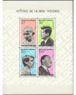 Ref. 368569 * MNH * - GABON. 1969. FAMOUS PEOPLE . PERSONAJES - Mahatma Gandhi
