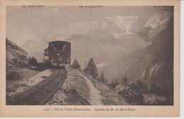 Col De VOZA Chemin De Fer Du Mont Blanc - Saint-Gervais-les-Bains