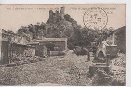 PUY DE DÔME - 698 - Environs De BILLOM - Village De Coppel Et Ruines Du Château Féodale - Autres Communes