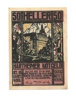 1920 - Austria - Hartheim Notgeld N16 - Austria