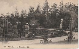 88 VITTEL -- La Roseraie Animée - Vittel Contrexeville