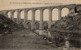 ENVIRONS DE BESSINES - VIADUC DE ROCHEROLLES - Bessines Sur Gartempe