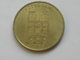 Monnaie De Paris  -CATHÉDRALE  NOTRE-DAME - Face Simple N°1-  1997-1998  **** EN ACHAT IMMEDIAT  **** - Non-datés