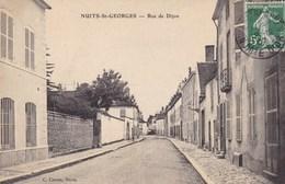 Côte-d'Or - Nuits-St-Georges - Rue De Dijon - Nuits Saint Georges
