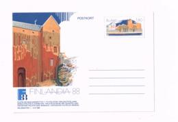 Entier Postal à 180 Öre.Finlandia 88 - Aland