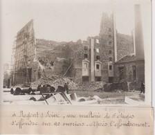 NOGENT SUR SEINE MALTERIE 6 ETAGES 18*13CM Maurice-Louis BRANGER PARÍS (1874-1950) - Luoghi