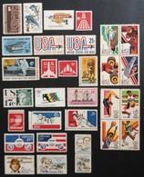 Estados - Unidos: Año: Entre, 1967 A 1983 - Av. 31/Val. Dent, 11 - 11X10-1/2 - 10-1/2X - 10-1/2 - Correo Aéreo