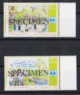 Laos 2004 Mi 1925 – 1926  SPECIMEN MNH - Laos