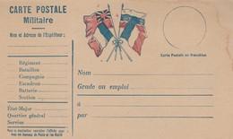 Militaria : Carte Postale Militaire : - Sonstige
