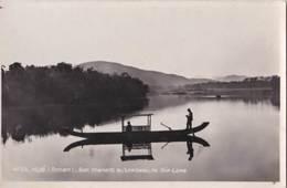 Carte Photo Rare : Indochine Viet-Nam  Hué  Annam Bac Menant Au Tombeau Gia Long  Ed Morin N° 56 - Lieux