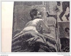 1887 Journal LE COURRIER FRANÇAIS - Louis LEGRAND - LE RAMONEUR - L'ELYSÉE MONTMARTRE - Paul QUINSAC - ASSOMMOIRS - Journaux - Quotidiens