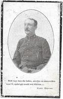 Nagels G.v.(gesneuveld -antwerpen 1874 -1917) - Religion & Esotérisme