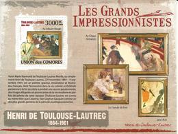 Comore 2009, Lautrec - Isole Comore (1975-...)