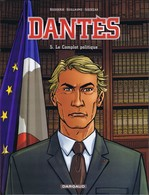 Dantès   T 05 Le Complot Politique  EO TBE DARGAUD 09/2011 Juszezak  (BI1) - Editions Originales (langue Française)
