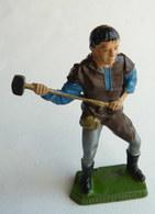 FIGURINE JIGE THIERRY LA FRONDE BERTRAND LE TONNELIER - Figurines