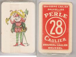 Brasserie Jeu De Cartes Caulier - 32 Cartes