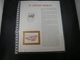 "BELG.1979 1946 FDC Filatelic Gold Card NL. : "" LE GRAND-HORNU "" - FDC"