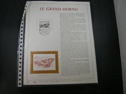 "BELG.1979 1946 FDC Filatelic Gold Card FR. : "" LE GRAND-HORNU "" - FDC"