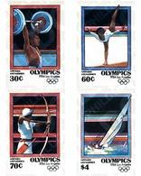 Ref. 48368 * MNH * - GRENADA GRENADINES. 1984. GAMES OF THE XXIII OLYMPIAD. LOS ANGELES 1984 . 23 JUEGOS OLIMPICOS VERAN - Tiro Al Arco