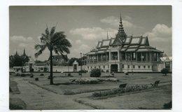 CPA  Cambodge :  PHNOM  PENH   Palais Royal   A  VOIR  !!!!!! - Cambodja