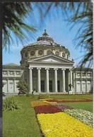 ROMANIA - BUCAREST - L'ATENEO - VIAGGIATA 1968 - Romania
