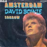 DAVID BOWIE - Amsterdam - SG - Rock