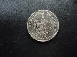 CUBA : 25 CENTAVOS   1994   KM 577.1     SUP - Cuba