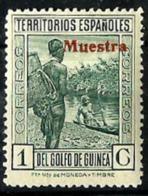 Guinea Española Nº 202M En Nuevo - Guinea Española
