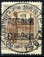 Guinea Española Nº 217A En Usado - Guinée Espagnole