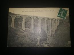 CPA 43 SAINT FERREOL D'AUROURE - Viaduc De Gampille  (f) - Frankrijk
