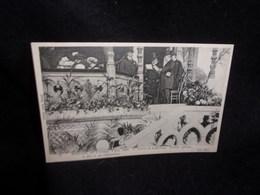 Edouard VII à Paris .Mai 1903.Courses De Longchamp.La Tribune. ND 27.Voir 2 Scans - Other