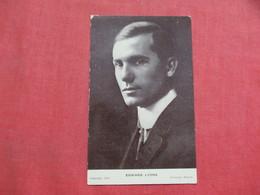 Edward Lyons    Ref 3509 - Artistes